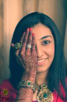 Mehindi, Indian Wedding by rahuldecunha