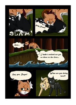 No Clan's Land :Page 5: by Dawnfirelunah