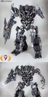 ROTF Leader Megatron 3.0 by Unicron9
