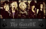 The Gazette Wallpaper! by Me-The-Manga-Fan101