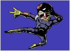 Viewtiful Captain Falcon by Shinkuro