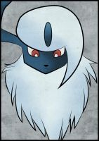 Absol by JordenTually