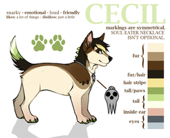 actual fursona 2014 by TotodiIe