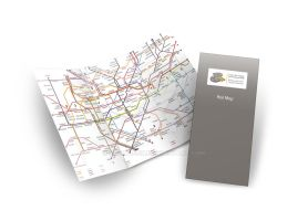 railroad map brochure RPTA by salwassim