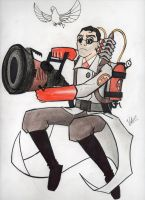 Medic! by VictorZ1
