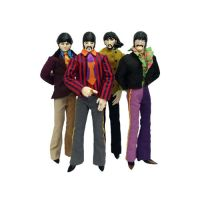 The Beetles - yellow Submarine figures by Sean-Dabbs-fx