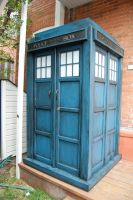 TARDIS by aoifasd