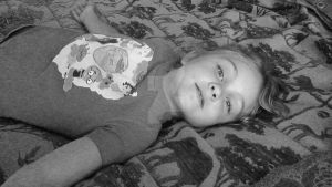 My Baby Sister Taylor Colorless by KeeperNovaIce