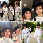A Clockwork Orange Cosplay by GengarGirlCat