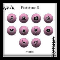 Prototype B by mAbElylAuRa