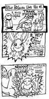 Pokemon Mystery Dungeon 4 by VotM