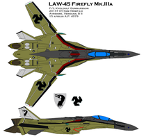 LAW-45 Firefly by Misieq79