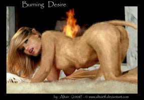 Burning Desire by AltairTF