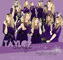 Taylor Swift PNG pack by Amazing-Editions
