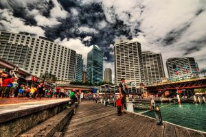 City Life by photorealm