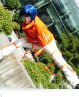 ::Air Gear:: by AznTranquility
