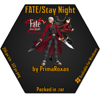 Fate Stay Night icon for windows by PrimaRoxas