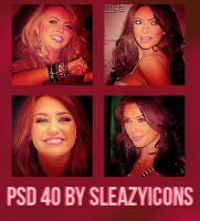 PSD 40 by sleazyicons