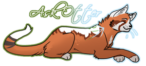 Ask Otter Header by Aspyluff