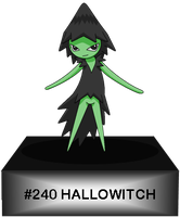 This Is Hallowitch by Proceleon