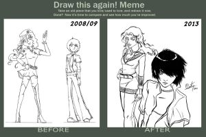 Draw This Again... by LinaPrime