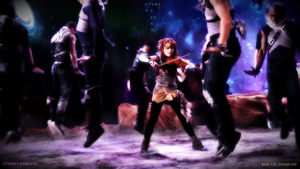 Lindsey Stirling RISE UP STOMP ON Stars Align by SeraphSirius