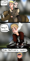 Cullen, that's not a mount! by Hushed-Human