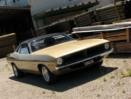 1970 Barracuda I by AmericanMuscle
