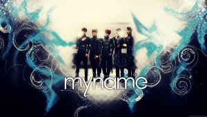 MYNAME Wallie 001 by Moonangel517