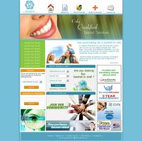 Dentist Design by BishanR