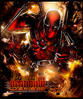 Deadpool avenger by Sergiomol