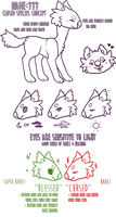 closed species concept by RRRAI