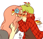 smoochies by scarlettwing
