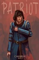 Vernon Roche, The Patriot by Charneco
