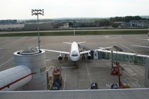 A319 on Stand by tammyins