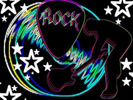rock by flamex1991