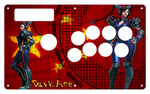 Chun Li Madcatz T.E stick idea by Ace-Killa-51-50