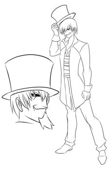 Mad Hatter by JosFouts