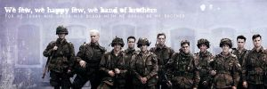 Band Of Brothers by nimroderriver