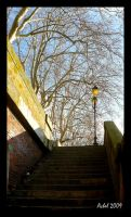 Stairway to the sky by achel