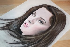 Bella Swan aus twilight- Kristen Stewart by 6Meike9
