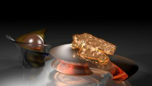 Glass and Metall by pinkzippo