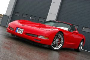 Chevrolet Corvette C5 450hp by ShadowPhotography