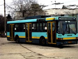 Ikarus 415T Ratb by zmILeY