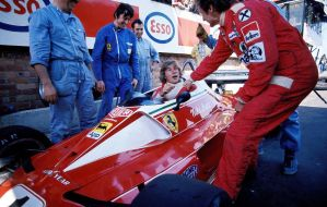 James Hunt | Niki Lauda (Monaco 1976) by F1-history