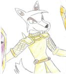 Oliver the knight by The-sorceress-of-air