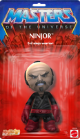 Ninjor Unmasked by Gray29