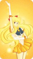 Sailor V Icon. by ButteryNIPPLES