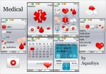 Medical Nokia s40 Theme by Aquafeya