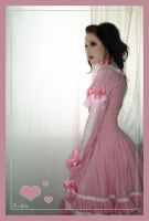 Me in Pink Dress . by Tpose